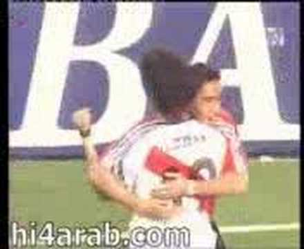 some goals of higuan with river plate
