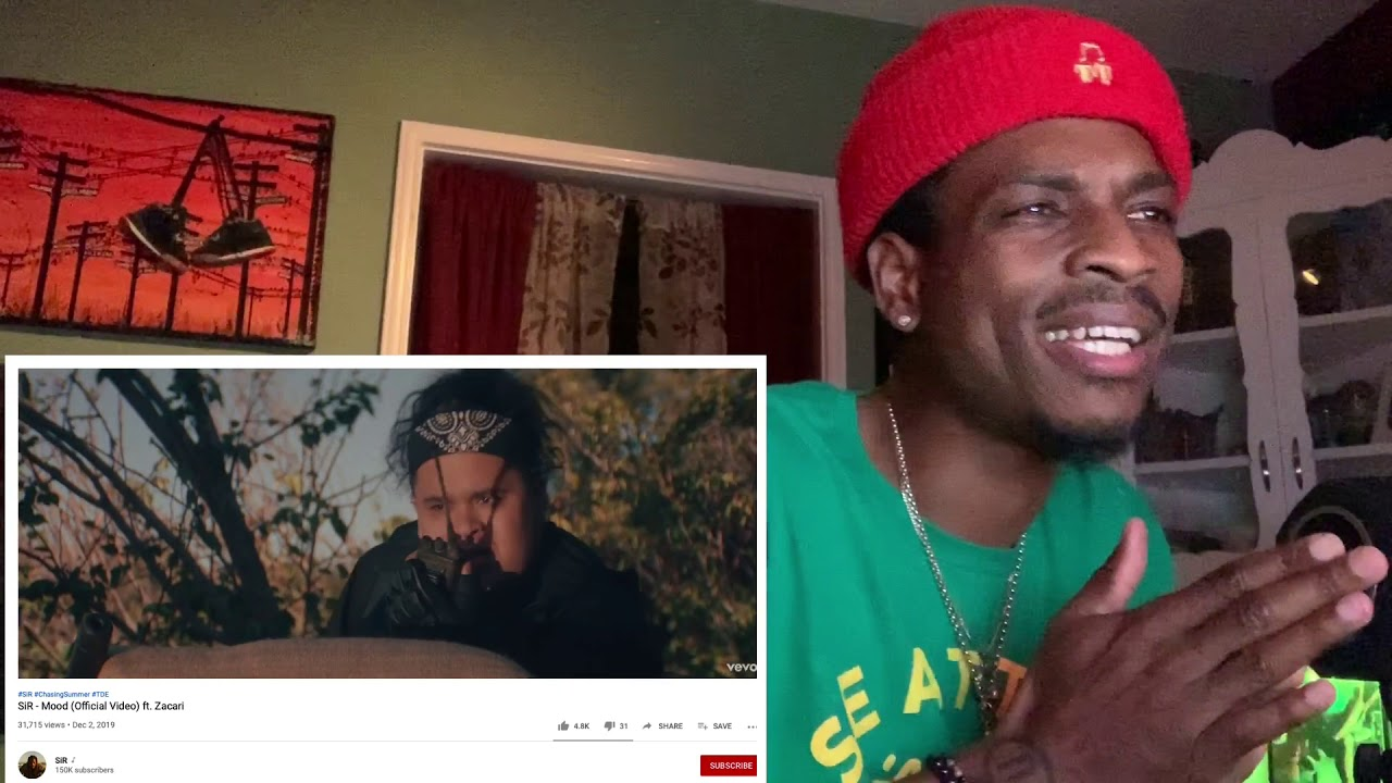 Download SiR - Mood (Official Video) ft. Zacari | REACTION