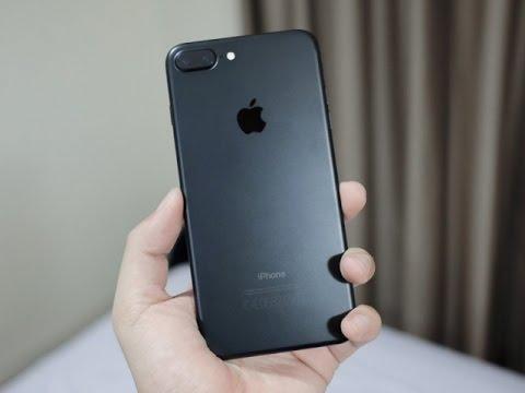 IPHONE 7PLUS ĐEN NHÁM.HÀNG FAKE T-MOBILE , Y CHANG XỊN 100% NHA!!!