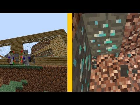 La Nueva Casa Y Diamantes!! - SurCraft #2