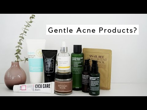 Treating Acne Without Exfoliation? | Best Gentle Skincare!