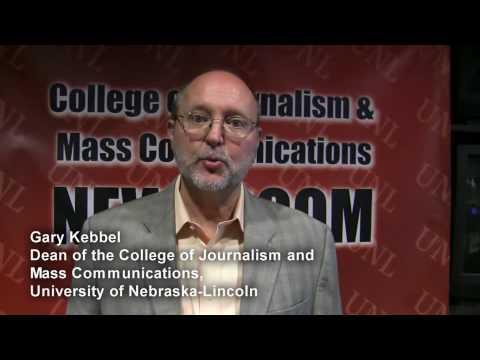 'Media Innovators in Residence Program' in the University of Nebraska