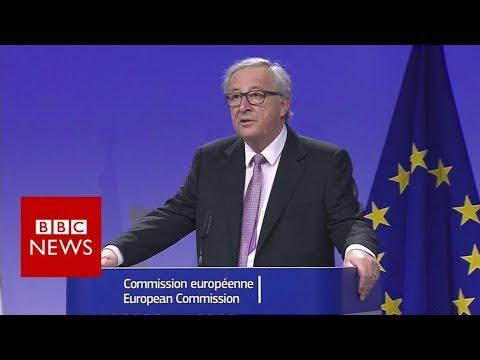 'Sufficient progress' will see Brexit trade talks begin - BBC News