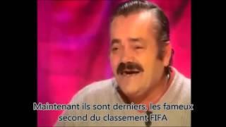 Risitas s'exprime sur le match Belgique-Italie
