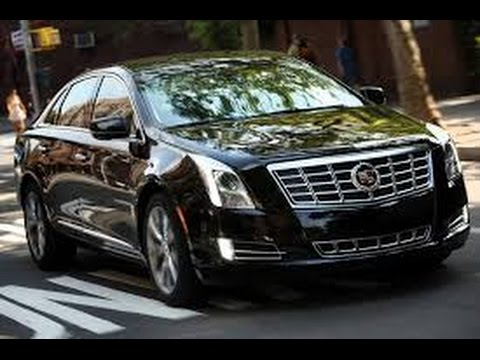 2016 Cadillac Xts A Completely Unprofessional Review
