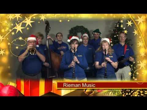 Rieman Music Holiday greeting FOX 2013