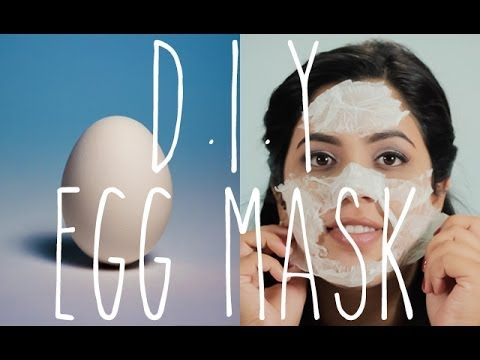 quick diy egg facial mask acne black head removal viyoutube. Black Bedroom Furniture Sets. Home Design Ideas