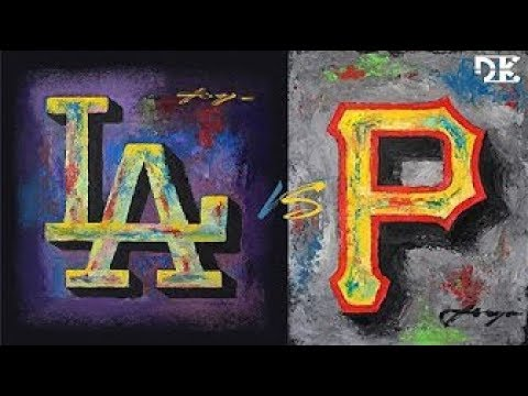 Los Angeles Dodgers vs Pittsburgh Pirates   Full Game Highlights