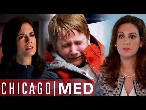 Parents Flood Their Child With Antibiotics    Chicago Med