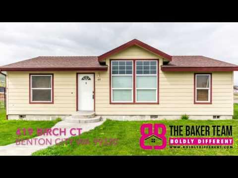 419 Birch Ct, Benton City WA 99320 | Homes for sale in Benton City