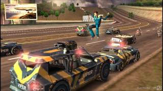 Pursuit Force Extreme Justice OST - Viper Theme