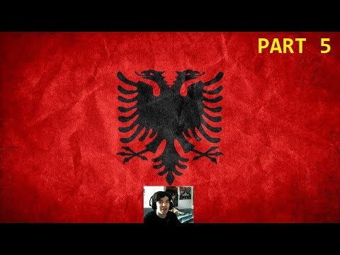 Let's play Supreme ruler Ultimate - Albanian Kingdom part 5 - Invasion of Slovenia