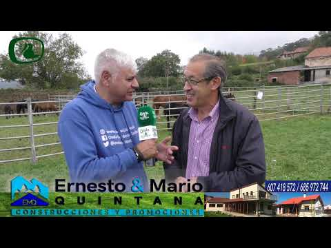 FERIA DE MAZCUERRAS 2018 - Onda Occidental Cantabria Radio y TV