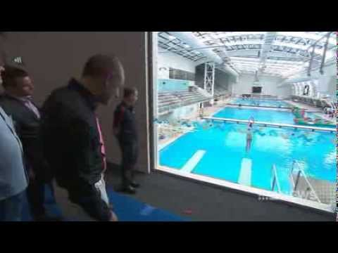 Aquatic Centre | 9 News Adelaide