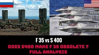 DOES S400 MAKES F 35 OBSOLETE ? FULL ANALYSIS thumbnail