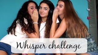 Whisper Challenge || MissMer Thumbnail