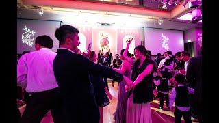 爵士風婚禮音樂 爵士男歌手Thomas 新人第一支舞&賓客跳舞