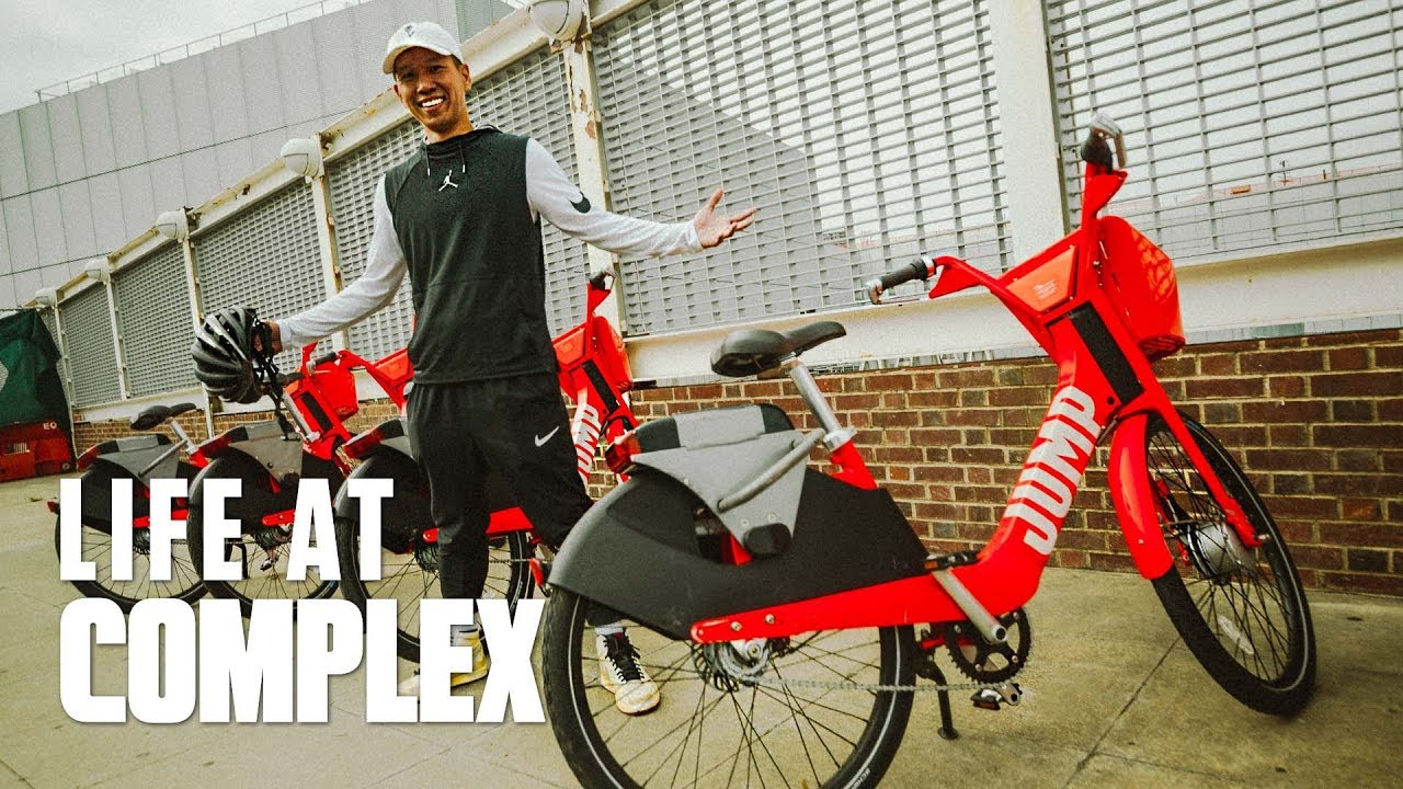 Speed Testing New Electric Bikes! | #LIFEATCOMPLEX