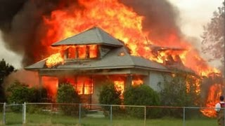 Download Bad House Fire in Washington D.C.