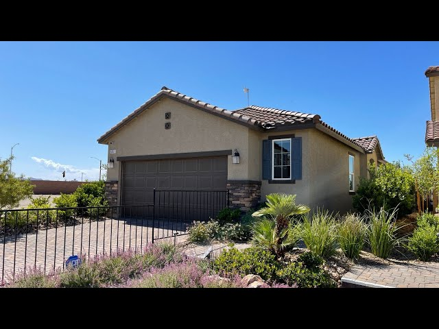 New Homes For Sale North Las Vegas   Saddlebrook by KB Homes   1204 Single Story 2-3BD   2BA  299k+