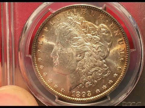 PCGS Unboxing 1942 Proof Set, Grading Morgan Dollars.