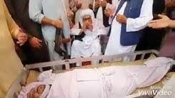 Zulfiqar ali hussaini namaz e janaza   muhammad ke ghulamon ka kafan mela nahi hota