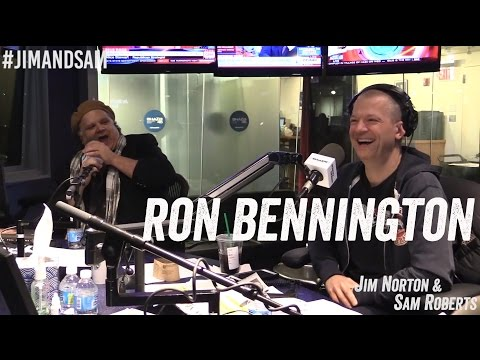 Ron Bennington in studio - World Series, Obama Mean Tweets + more - Jim Norton & Sam Roberts