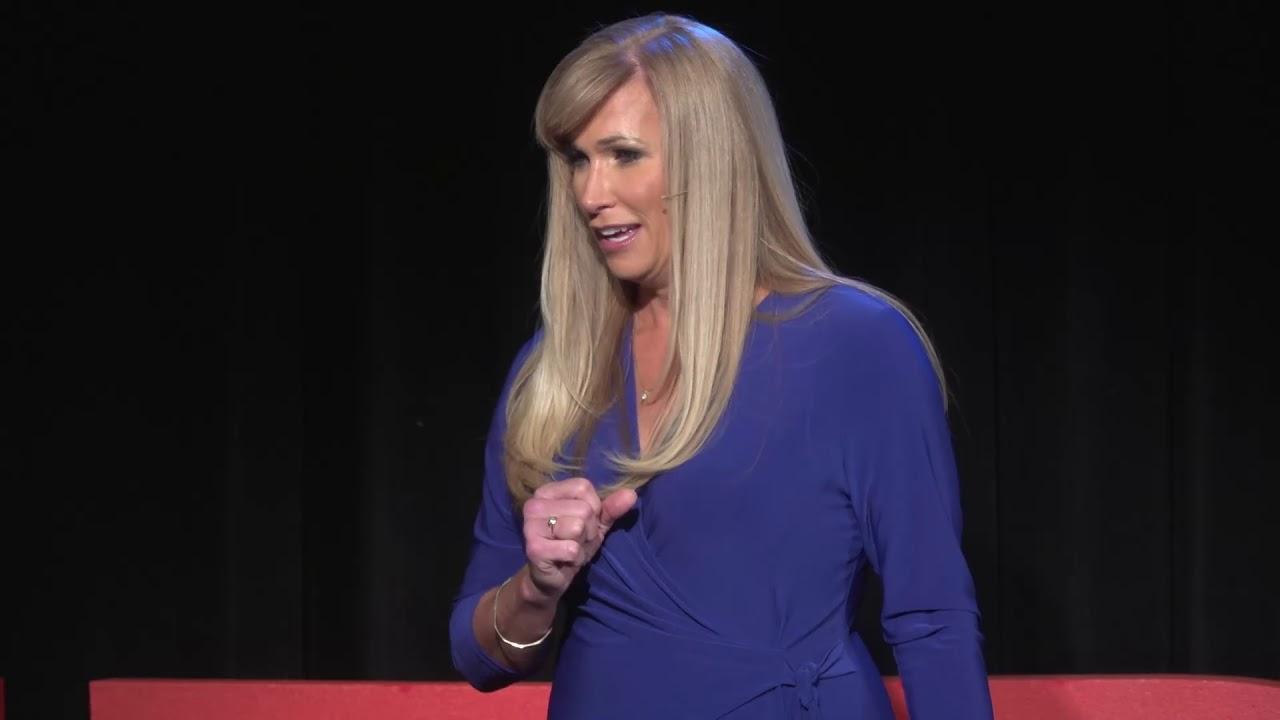 Hold on to hope   Jenny Mulks   TEDxFlowerMound