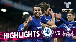 Chelsea vs. Crystal Palace: 3-1 Goals & Highlights   Premier League   Telemundo Deportes