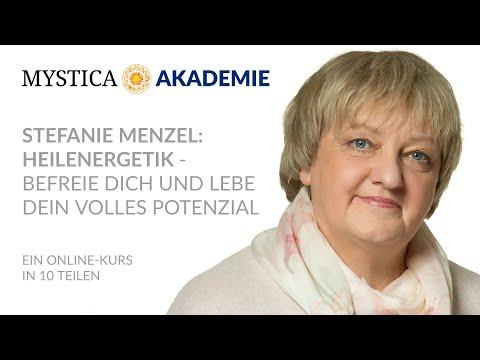 MYSTICA-AKADEMIE: Stefanie Menzel - Heilenergetik (Teaser)