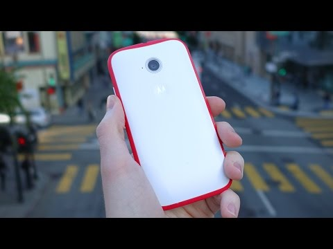 Moto E (2015) - One Week