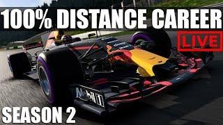 F1 2017 - 100% Distance Career Mode | Round 6: Monaco