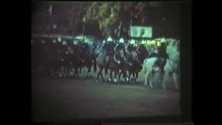 Rhodesia.....B.S.A.Police Mounted Display1966