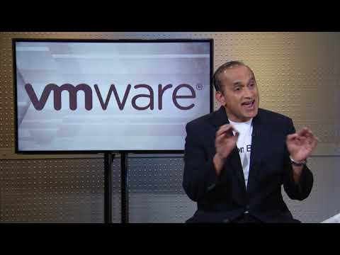 VMware COO: Digital