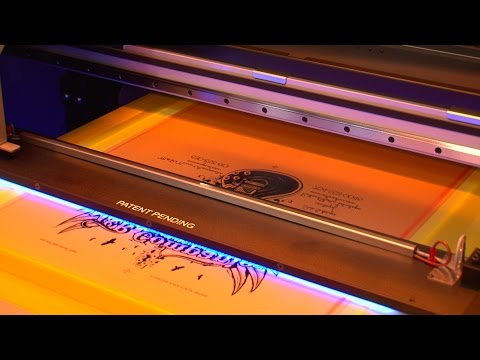 i-Image STE II - Computer-to-Screen (CTS) Imaging & Exposure System - M&R Screen Printing