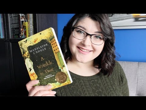 A WRINKLE IN TIME By Madeleine L'Engle | BOOK REVIEW | Spoiler Free
