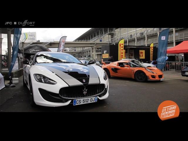 Le Mans 2015 JFC DUFFORT Motors