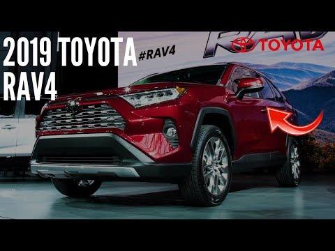 2019 Toyota Rav4 Hybrid Complete Review
