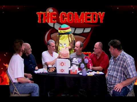The Comedy Kitchen episode 38 host Dennis Wirth The Roundtable