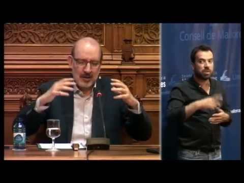 Xerrades al Consell: Periodisme i poder, per Antoni Bassas