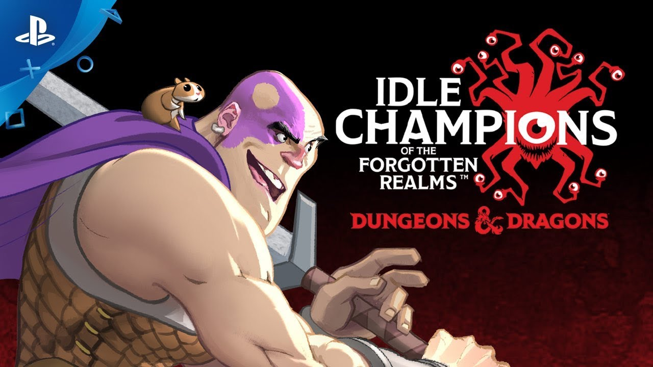 Idle Champions Of The Forgotten Realms - Official Trailer | PS4