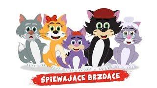 Śpiewające Brzdące - Kocia rodzinka - Piosenki dla dzieci