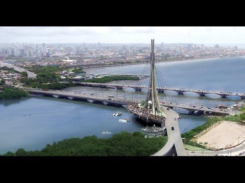Via Mangue é importante p/ tráfego no centro do Recife