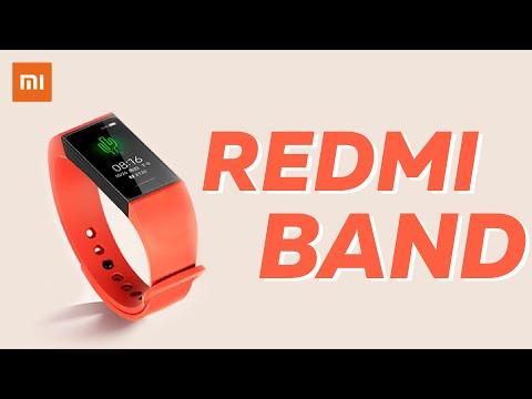 Первый взгляд: новый Redmi Band за 14$. Xiaomi Mi Band 5?
