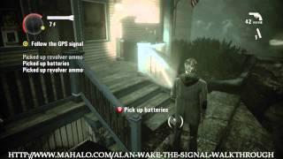 Alan Wake: The Signal Walkthrough - Part 2