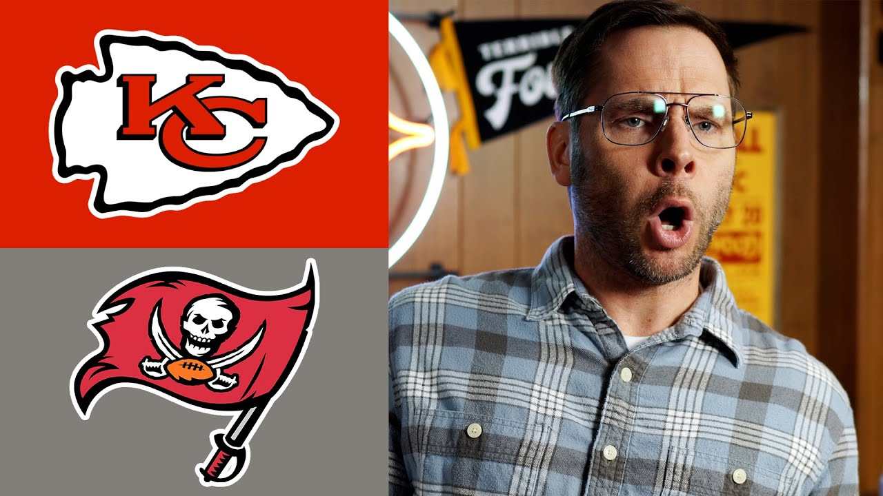 Pittsburgh Dad Reacts to Tampa Bay Buccaneers vs. Kansas City Chiefs Super Bowl LV