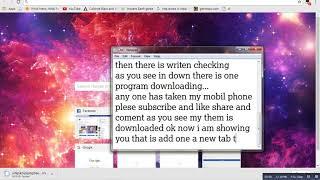 how to change temp of google chrome