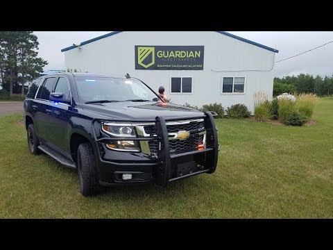 2017 Chevy Tahoe PPV Slicktop Police SUV -