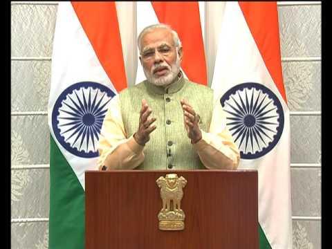 PM Modi's address to fellow citizens of India