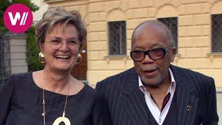 Quincy Jones & Placido Domingo in St. Emmeram Castle | Cuisine Royale